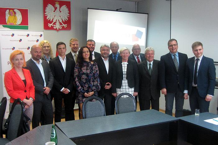 Ilustracja do informacji: Żarsko-Żagański Kongres Przyszłości