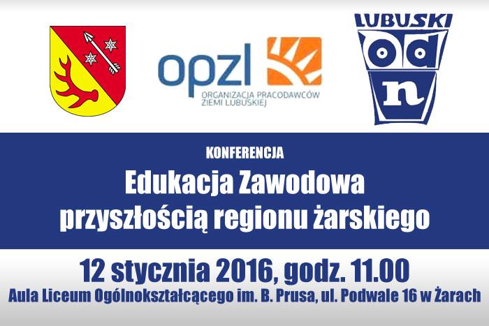 Ilustracja do informacji: Zaproszenie na konferencję