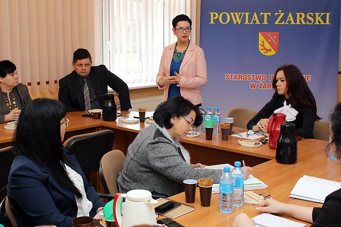 Ilustracja do informacji: Rozwój szkolnictwa zawodowego - spotkanie zespołów roboczych
