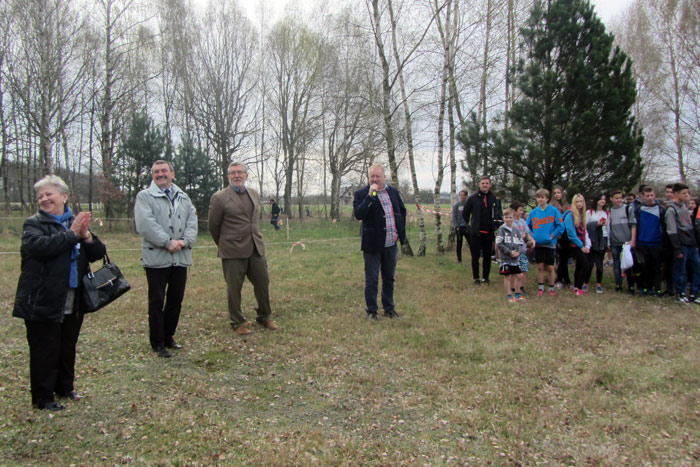Ilustracja do informacji: Sztafety powiatowe w Górce