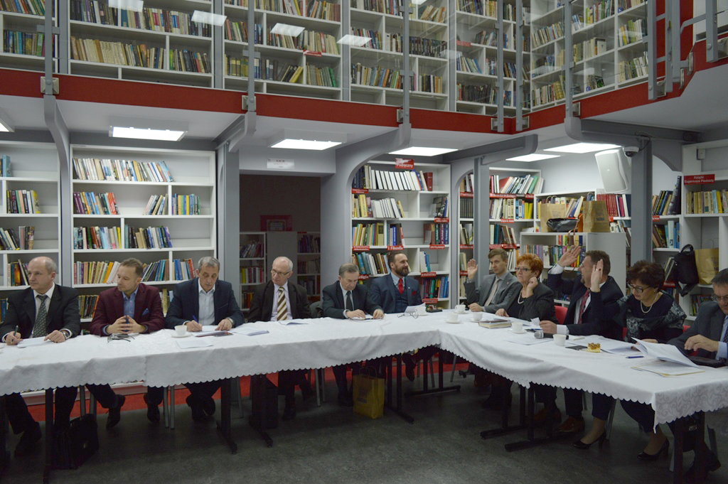 Ilustracja do informacji: VII posiedzenie Zgromadzenia Związku Powiatów Lubuskich