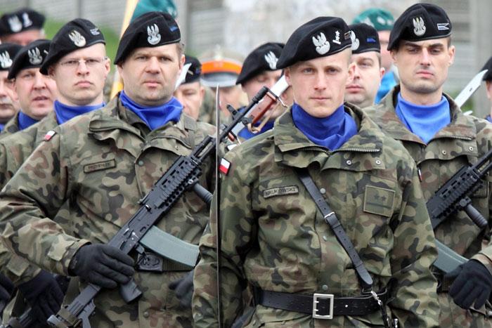 Ilustracja do informacji: Kwalifikacja wojskowa 2017