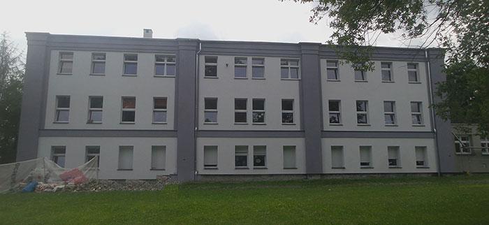 Ilustracja do informacji: I etap termomodernizacji Specjalnego Ośrodka Szkolno-Wychowawczego w Lubsku dobiega końca!
