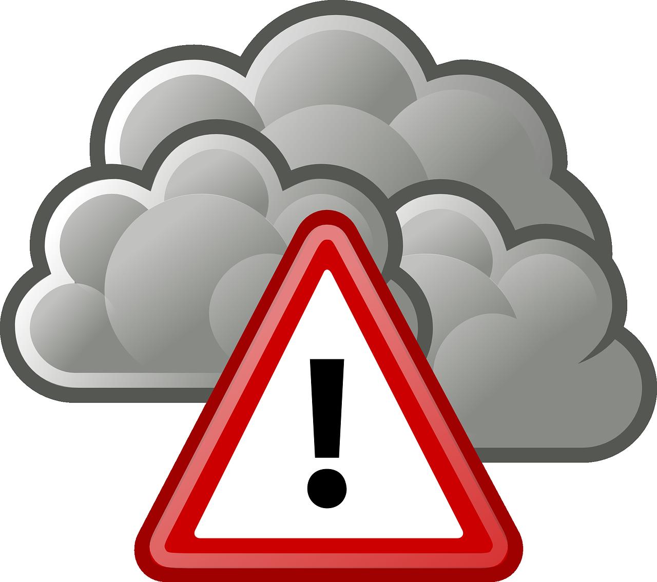 Ilustracja do informacji: Jak przygotować się i zmniejszyć skutki silnych, huraganowych wiatrów?