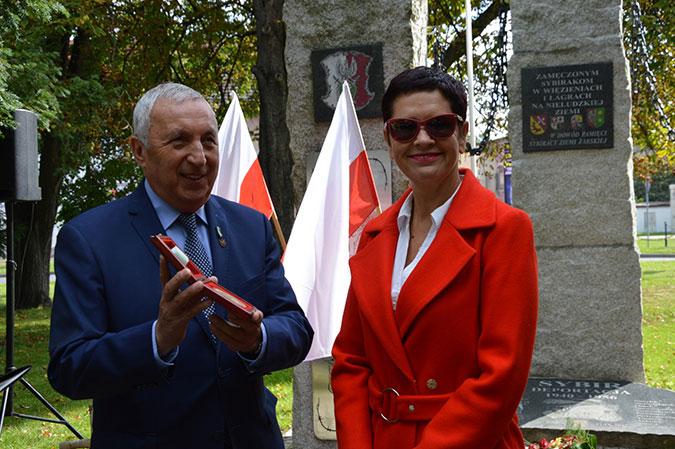 Ilustracja do informacji: Uroczyste obchody Dnia Sybiraka w Żarach