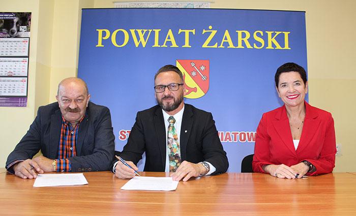 Ilustracja do informacji: Dalsze zmiany przy ul. Pokoju w Lubsku!