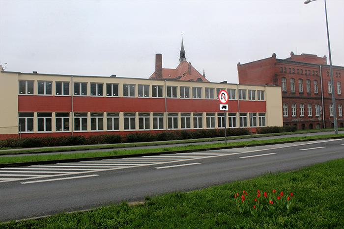 Ilustracja do informacji: Centrum Kształcenia Zawodowego i Ustawicznego pięknieje z każdym dniem!