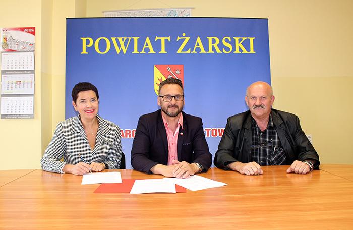 Ilustracja do informacji: Przebudowa pracowni w Zespole Szkół Ogólnokształcących i Technicznych w Żarach stała się faktem!