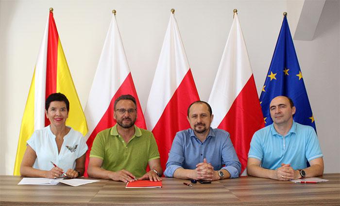 Ilustracja do informacji: Kolejne prace w Centrum Kształcenia Zawodowego i Ustawicznego w Żarach