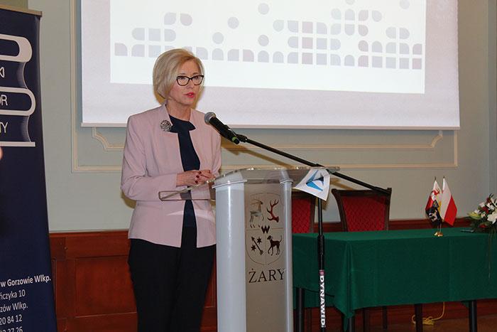 Ilustracja do informacji: Lubuski Kongres Zawodowy w Żarach