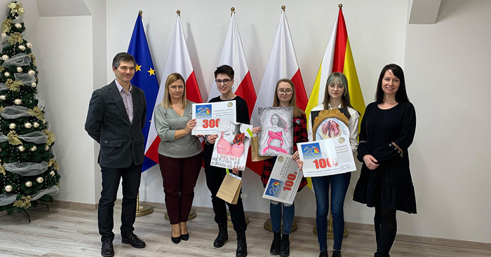Ilustracja do informacji: II Powiatowy Konkurs Plastyczny na plakat profilaktyczny