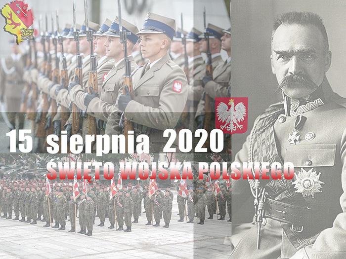 Ilustracja do informacji: 15 sierpnia 2020