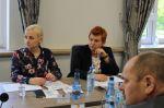 Miniatura zdjęcia: VI sesja Rady Powiatu Żarskiego10